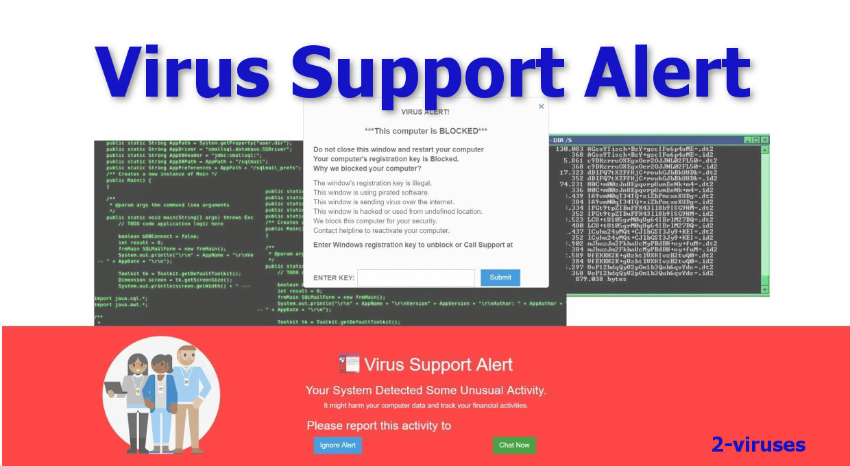 Anti jammer mobile phone - How to avoid tech support scams