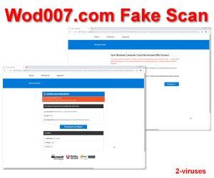 Wod007.com Fake Scan