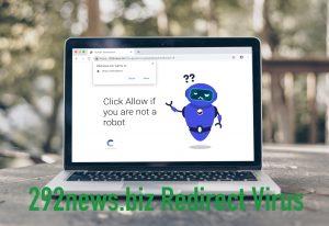 292news.biz Redirect Virus