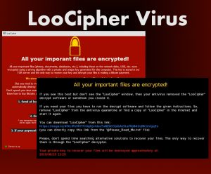 LooCipher Virus