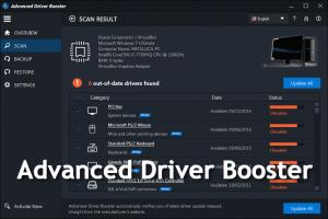 Advanced Driver Booster