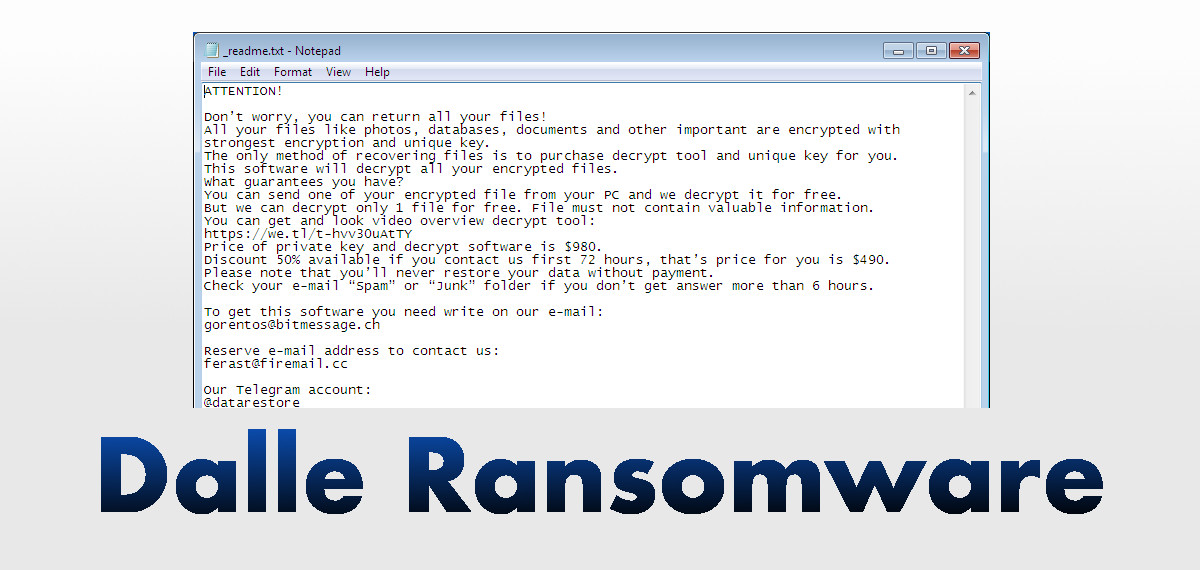 Dalle Ransomware - How to remove - 2-viruses com