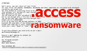Access Ransomware (.access files)