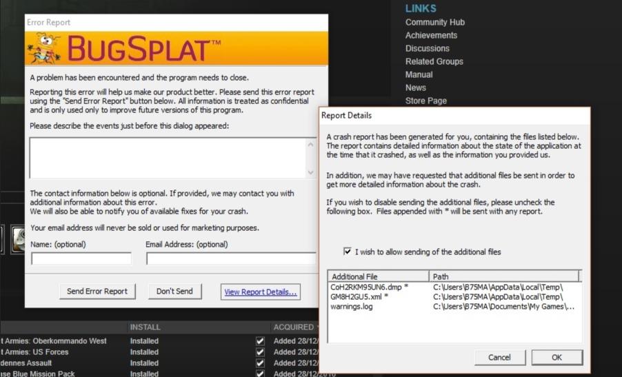 BugSplat Virus - How to remove - 2-viruses com