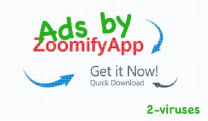 Zoomify Adware