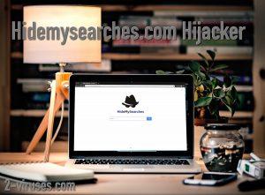 Hidemysearches.com Hijacker