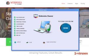 Webmoka Cleaner Malware