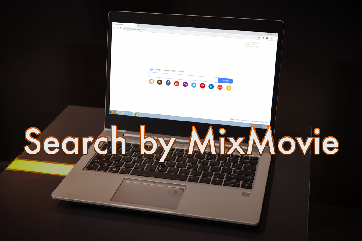 Search by MixMovie Redirect - How to remove - 2-viruses com