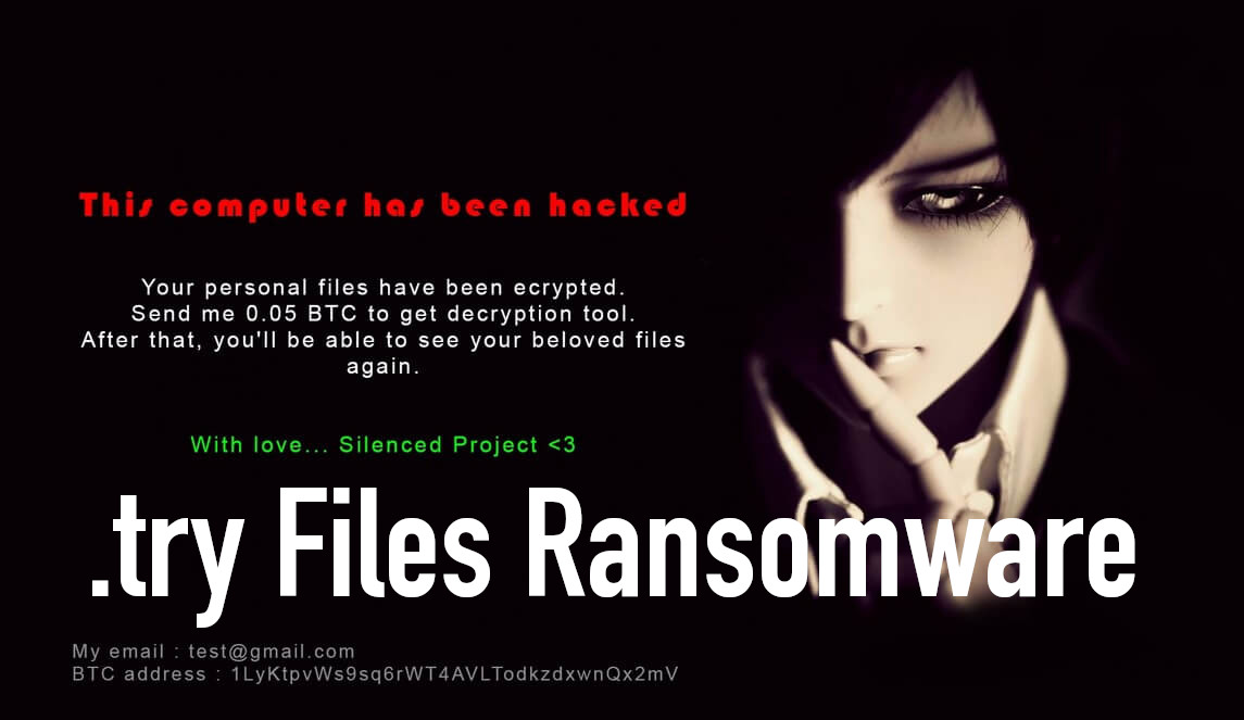 try Files Ransomware - How to remove - 2-viruses com