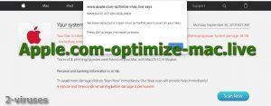 Apple.com-optimize-mac.live Warning