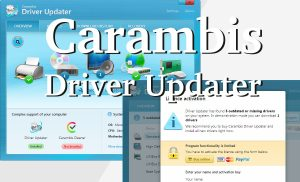 Carambis Driver Updater PUP