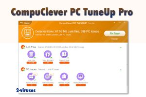 CompuClever PC TuneUp Pro