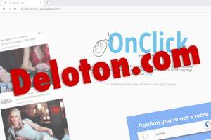 Deloton.com Ads