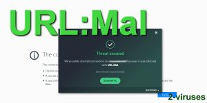 URL:Mal Virus Pop-up
