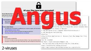 Angus Ransomware