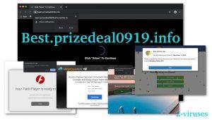 Best.prizedeal0919.info Ads