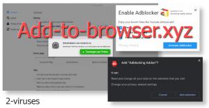 Add-to-browser.xyz Pop-ups