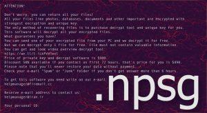 Npsg File Extension Virus