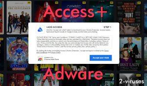 Access+ Adware