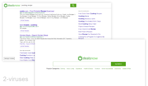 Dealsnow.com Ads and Redirects