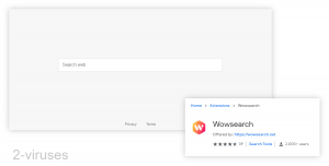 Wowsearch Redirect