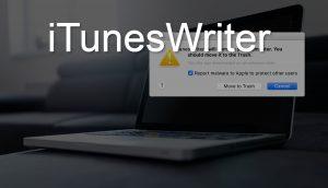 iTunesWriter Adware