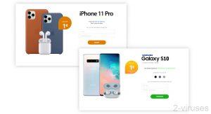 Fbkuraless1.live Phone Giveaway Scam