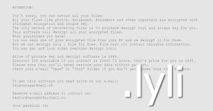 Lyli File Encryptor
