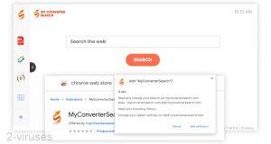 MyConverterSearch Hijacker