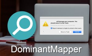 DominantMapper Mac Malware