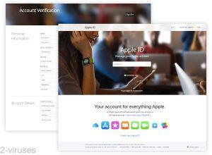 Scam - Apple ID Locked