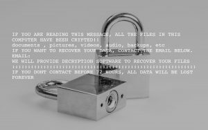 """Extension """"Encrypted"""" Ransomware"""