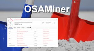 OSAMiner Mac Malware