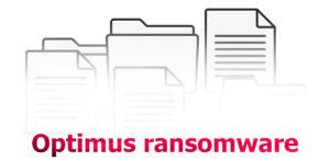 Optimus Ransomware