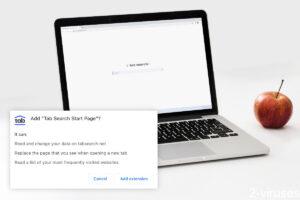 Tabsearch.net Start Page
