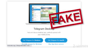 Telegramdesktop Virus