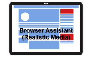 Browser Assistant by Realistic Media
