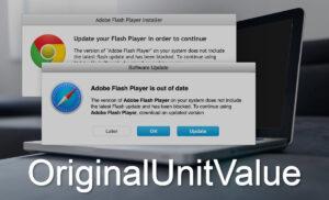 OriginalUnitValue Adware