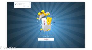 Onlinefreenews.xyz Ad Spam
