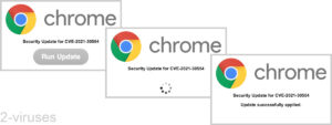 """Scam Emails - """"Google Chrome Update"""""""