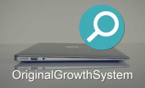 OriginalGrowthSystem Adware